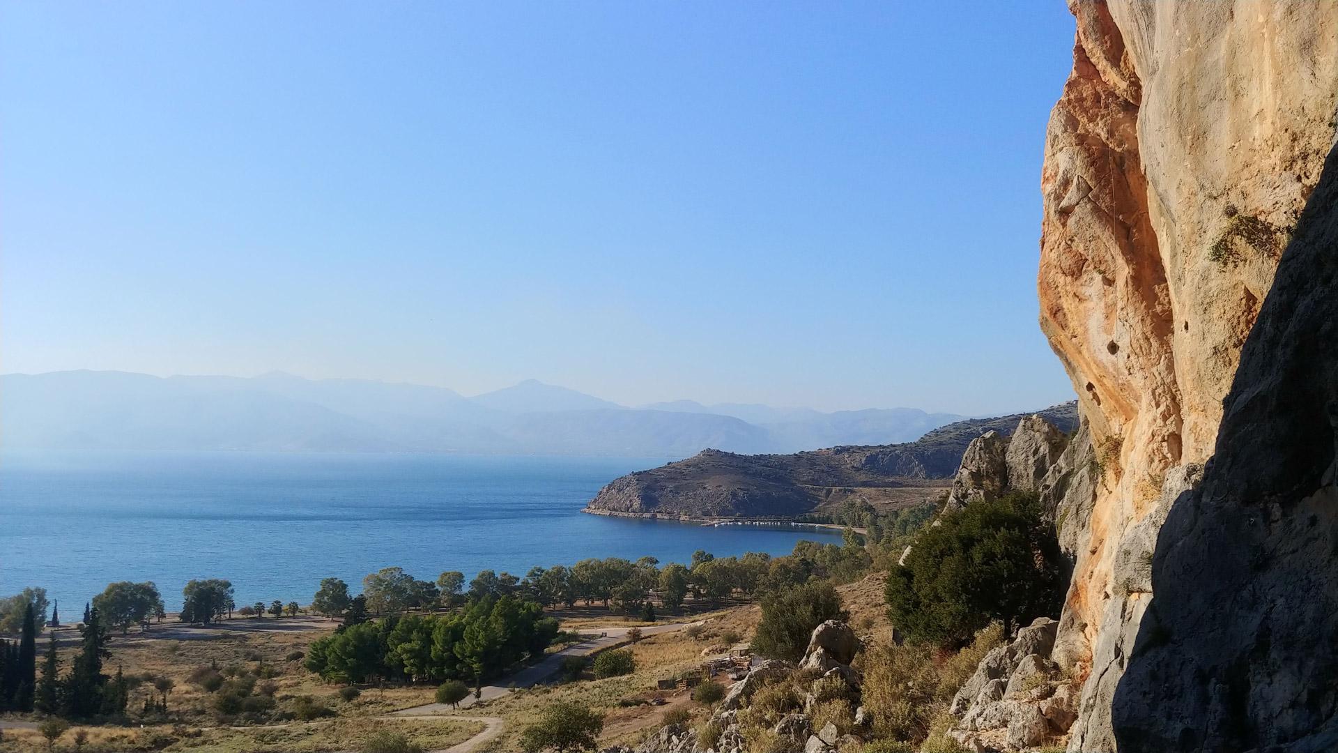 Peloponnese by bike